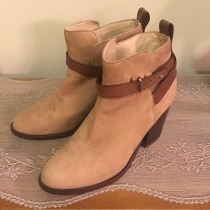 Rag & Bone Leather booties sz 8 38.5